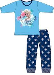 frozen pjs official disney pyjamas elsa pyjamas