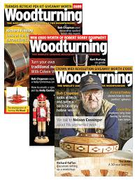 Woodworking News Magazine Uk by Woodturning Magazines The Gmc Group