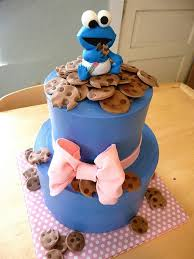 baby cookie monster cake cookie monster cookie monster cakes