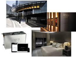 Armani Dubai Our Scent Marketing U0026 Olfactive Branding Project For Armani Hotel