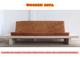 sofa design ideas vintage wooden sofa design ideas iechistore