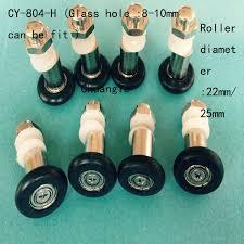 Replacement Shower Door Wheels 8 X Replacement Shower Door Rollers Runners Wheels Pulleys Wheel