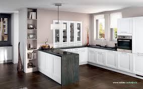 prix d une cuisine avec ilot central cuisine cuisine ã quipã e meuble de cuisine amenagement kitchete