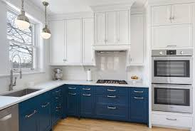 Cobalt Blue Kitchen Cabinets Houzz Kitchens Traditional Modern Kitchen Designs For Small