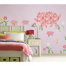 decorating circle wall decals peel u0026 stick wallpaper wallpops
