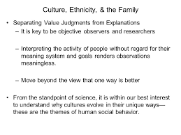 key theoretical concepts to understanding culture ppt