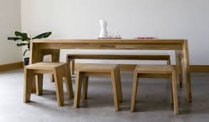 table with bench seat dining table with bench plans dining table home accessories table
