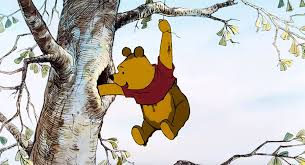 winnie pooh honey tree winnie