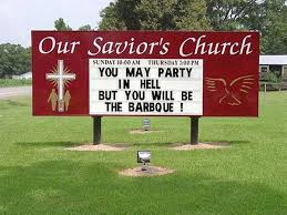 ridiculously church signs church signs hilarious