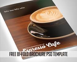 free psd bifold brochure template freebies graphic design junction