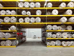 carpet rack roll racking engineered products