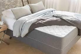 furniture espevar sprung mattress base dark grey how long should