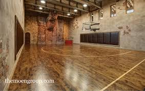 futuristic asphalt backyard basketball court m 4796 homedessign com