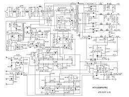schematic diagram of power supply computer images wiring diagram