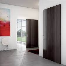 Secret Closet Doors Concealed Sliding System With Dual Shock Absorbing Stop
