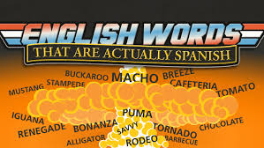 Words That Rhyme With Table 143 English Words That Are Actually Spanish Babbel Com
