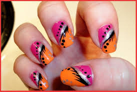 nail art designs for short nails chic and light stylish