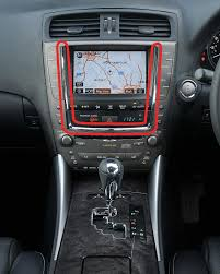 2009 lexus is 250 warranty chrome radio trim help lexus is forum
