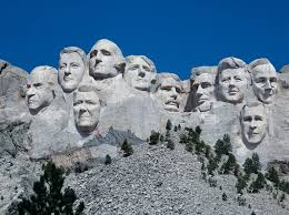 mt rushmore how do you get your face on mount rushmore the state today