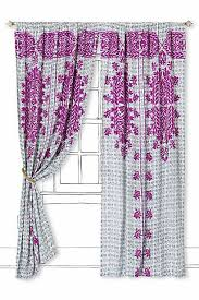 Suzani Curtain Stitch Curtain I Anthropologie