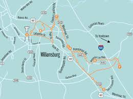 Williamsburg Virginia Map by Route 3 Orange Williamsburg Area Transit Authority Va