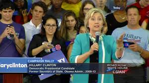 Hillary Clintons House Hillary Clinton Grassroots Campaign Event Davie Florida C Span Org