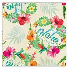 floral tissue paper hawaiian tissue and wrapping pager from buns of