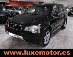 used volvo xc90 cars spain