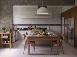minimalist dining room designs combined with chic and remarkable