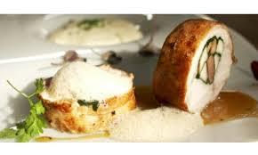 cuisiner rable de lapin râble de lapin farci aux épinards recette la maison du gibier
