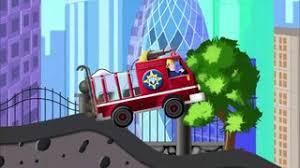 fireman sam peppa pig play doh postman pat van fire fire engine
