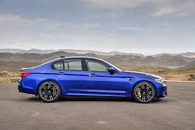 first bmw m5 2018 bmw m5 officially arrives with 600 hp and awd autoguide com