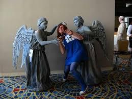Weeping Angels Halloween Costume 50 Doctor Costumes Images Dalek Costume