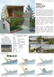 rumah lokalitas surabaya internal design competition 2016 by