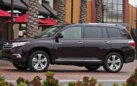 toyota highlander how many seats used 2012 toyota highlander for sale pricing features edmunds