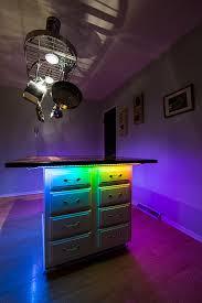color chasing led light kit with multi color leds led