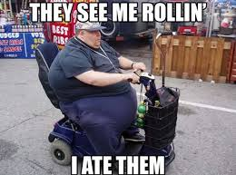 They See Me Rollin Meme - they see me rollin i ate them zombie meme picsmine