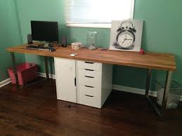 Small Desk With File Drawer Computer Desks With Drawers Small Desk File Drawer Wood