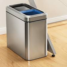 kitchen bin ideas waste recycling modern and stylish kitchen bin ideas stainless