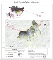Morelia Mexico Map by From Extraction To Meliponiculture A Case Study Of The Management