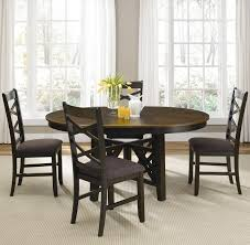 Pedestal Dining Table With Butterfly Leaf Extension Liberty Furniture Bistro Ii Round To Oval Single Pedestal Dining