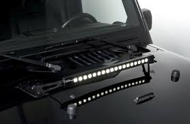 Jeep Wrangler Led Light Bar by Putco Luminix Led Light Bar Curved U0026 Straight