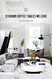 No Coffee Table Living Room 12 Coffee Tables We The Everygirl