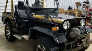 japanese military jeep 87 mitsubishi jeep j54 available youtube