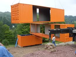 steel cargo container container house design
