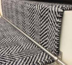 Tanum Rug Ikea I Turned 7 Ikea 5 Tanum Rugs Into A New Stair Runner Using A Nail
