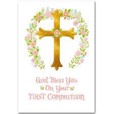 First Communion Invitations Cards Unique Confirmation Gifts U0026 Décor The Paper Store