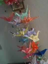 peace love cranes clare u0027s 1000 paper crane project my