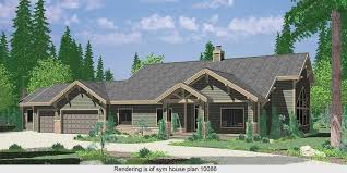 ranch homes designs ranch house plans style log cabin modest homes home curb appeal
