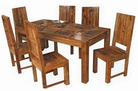 indian wood dining table thakat jali dining set sheesham dining set india dining set